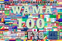 DL7PJ-WAMA-100