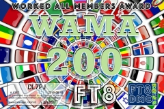 DL7PJ-WAMA-200