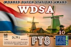 DL7PJ-WDSA-III