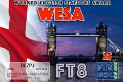 DL7PJ-WESA-II