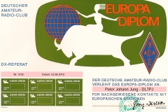 DARC-Europa-Diplom